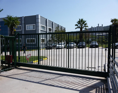 Rail Gates